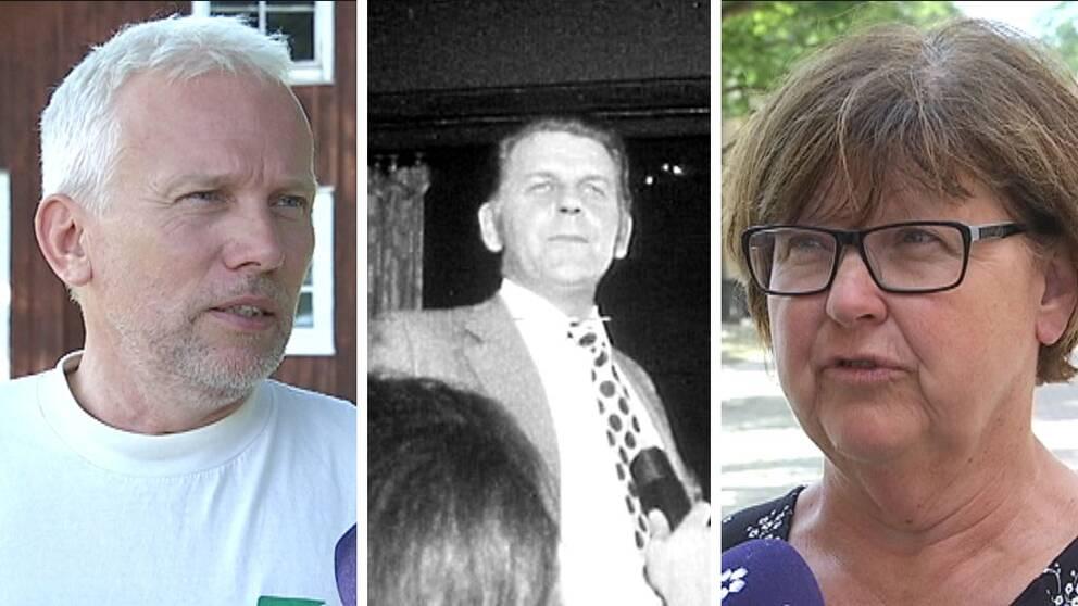Centerpartister i Västmanland minns Torbjörn Fälldin.
