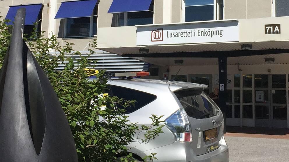 Enköping lasarett lasarettet sjukhus