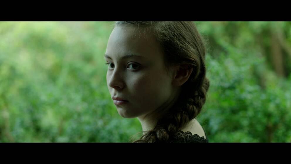 """Lene Cecilia Sparrok som Elle Marja i """"Sameblod"""""""