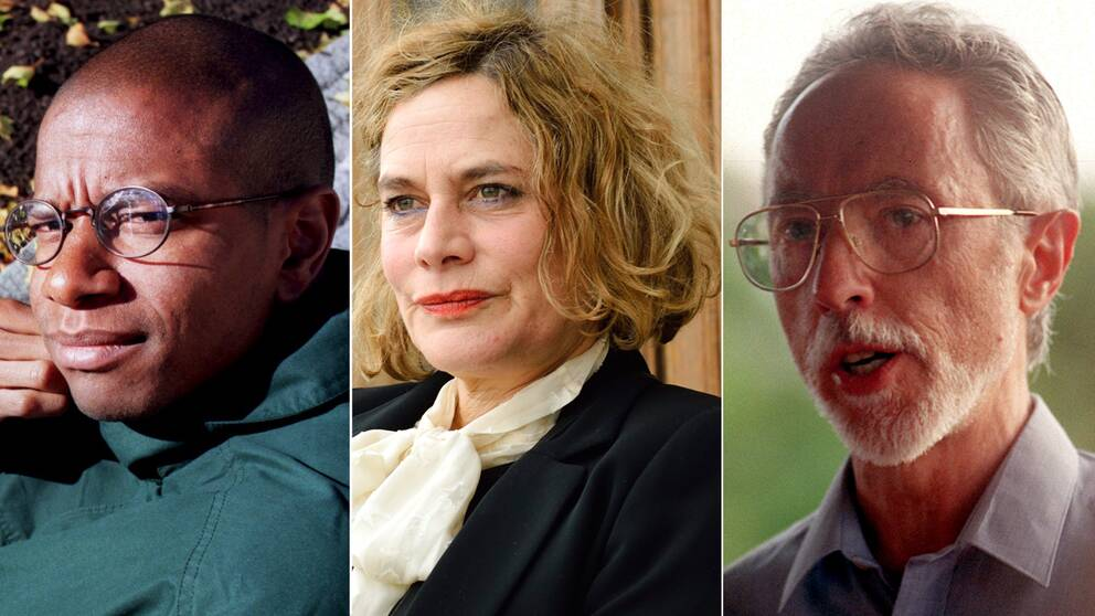 Paul Beatty, Deborah Levy och J.M Coetzee.