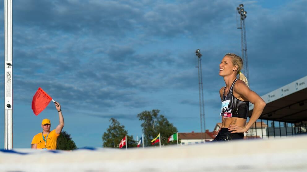 Kinsey river ut sig i Karlstad GP