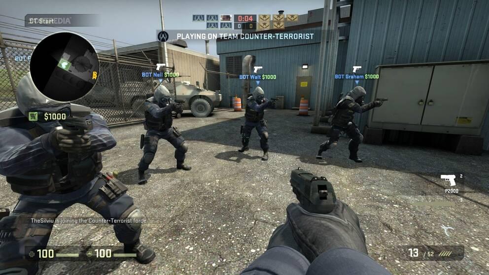 Ur spelet Counter-Strike