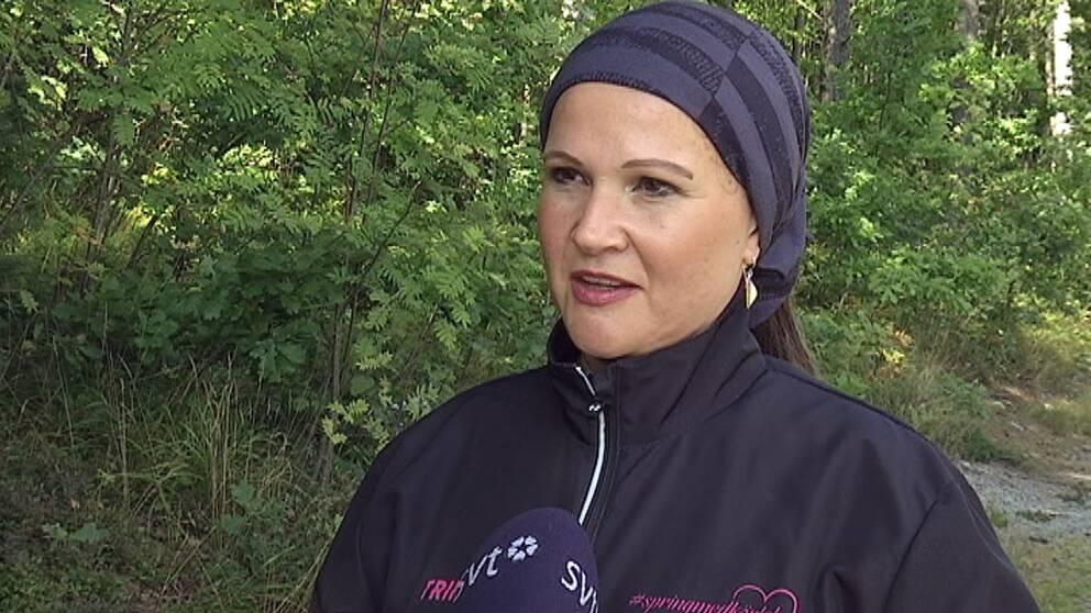 Ulrika Säfström Sunnerfelt, initiativtagare till Spring med Kärlek.