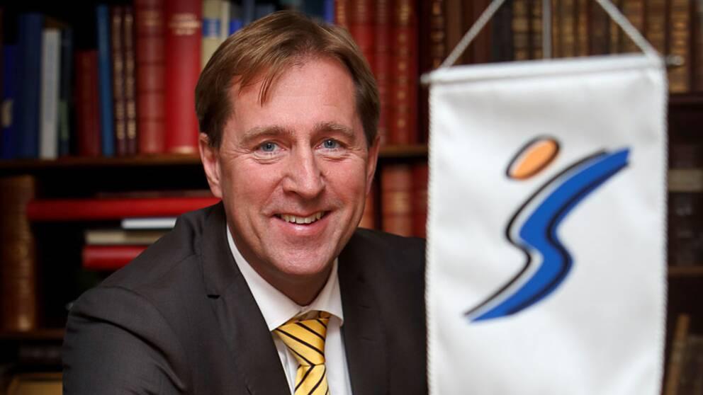 Fredrik Törnqvist, vd Stångåstaden.