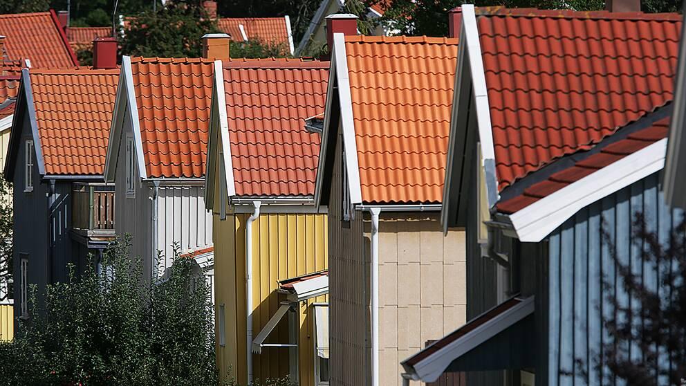 Villor, småhus, huspriser