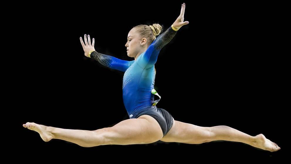 Emma Larsson missade final