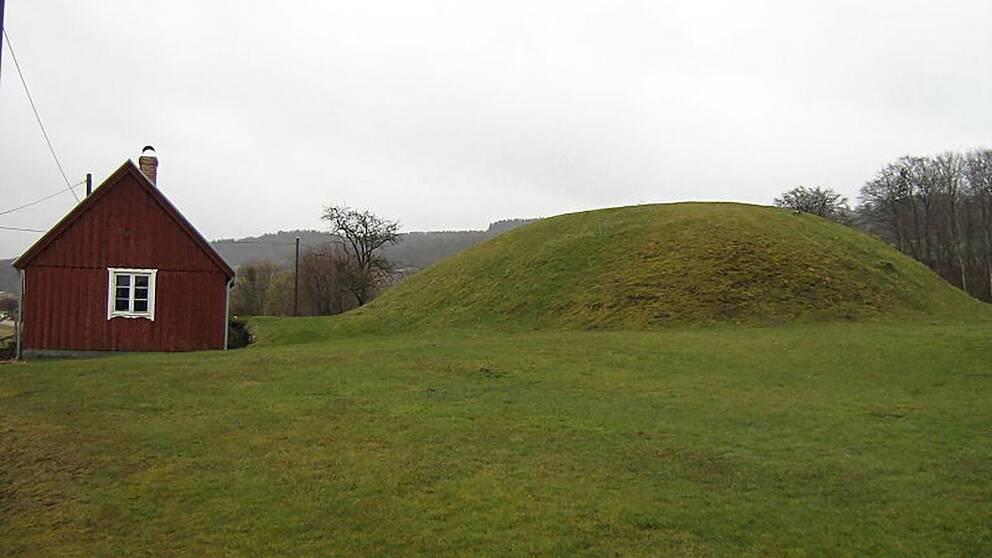 Lugnarohögen gravplats bronsåldern