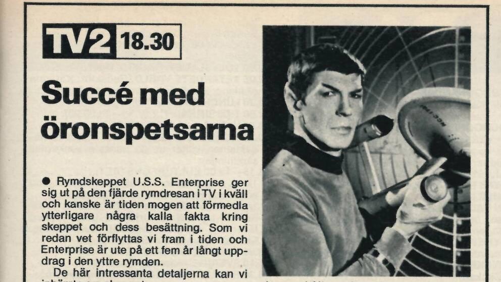 Star Trek, Leonard Nimoy, Spock