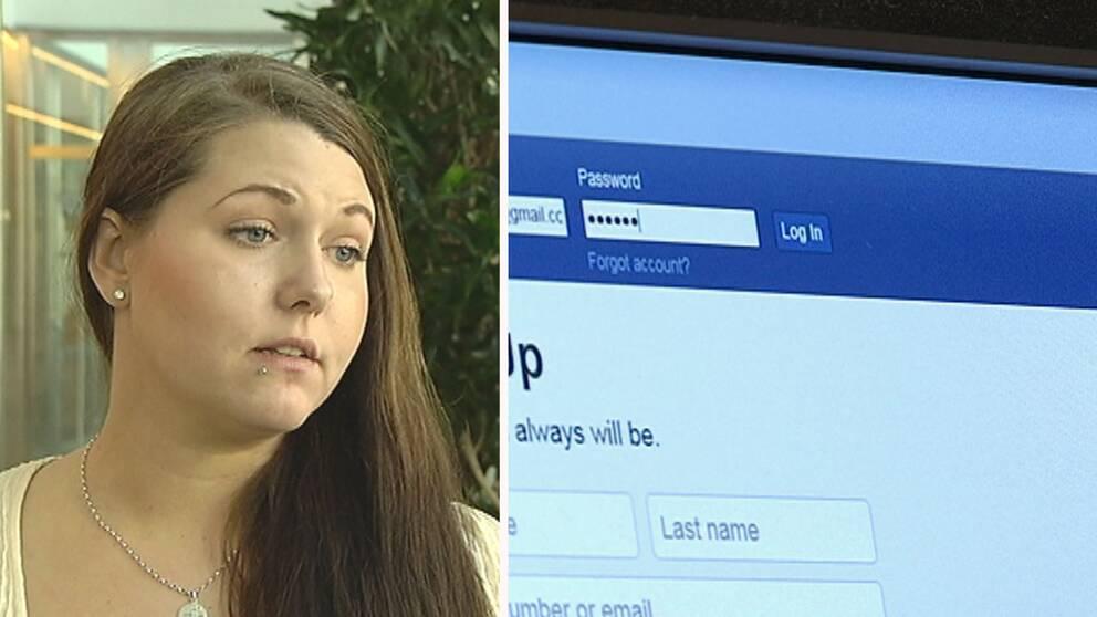It-brottsutredare Anna Wilhelmsson jagar bedragare som kapar Facebookkonton