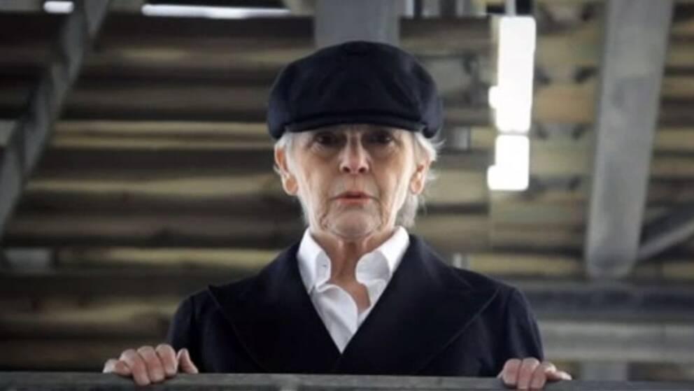 The Knifes musikvideo av Marit Östberg – en stillbild.