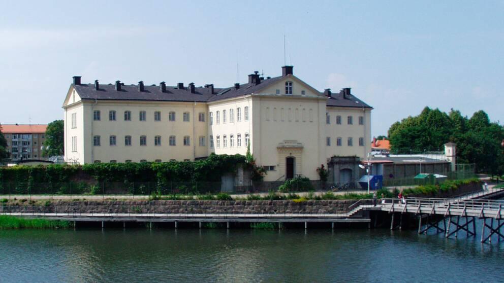 Anstalten i Kalmar.