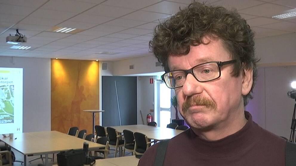 Lars Stjernkvist (S), kommunalråd i Norrköping