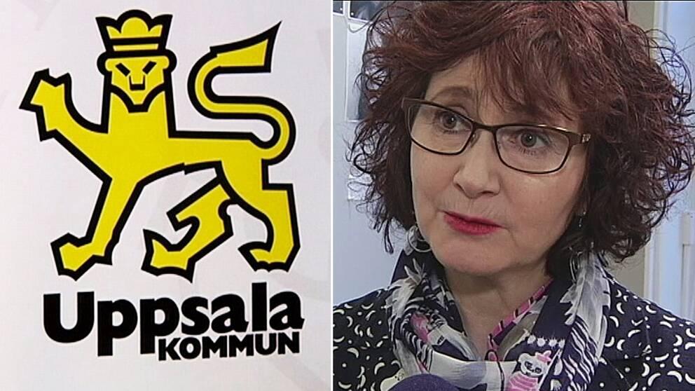 Ilona Szatmari Waldau är kommunalråd för vänsterpartiet i Uppsala.