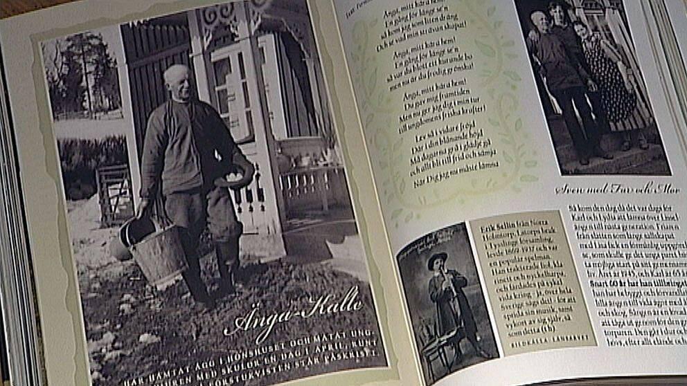 """Bild från boken """"Blå bergens sång"""""""