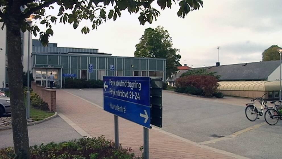Vuxenpsykiatriska kliniken i Västervik