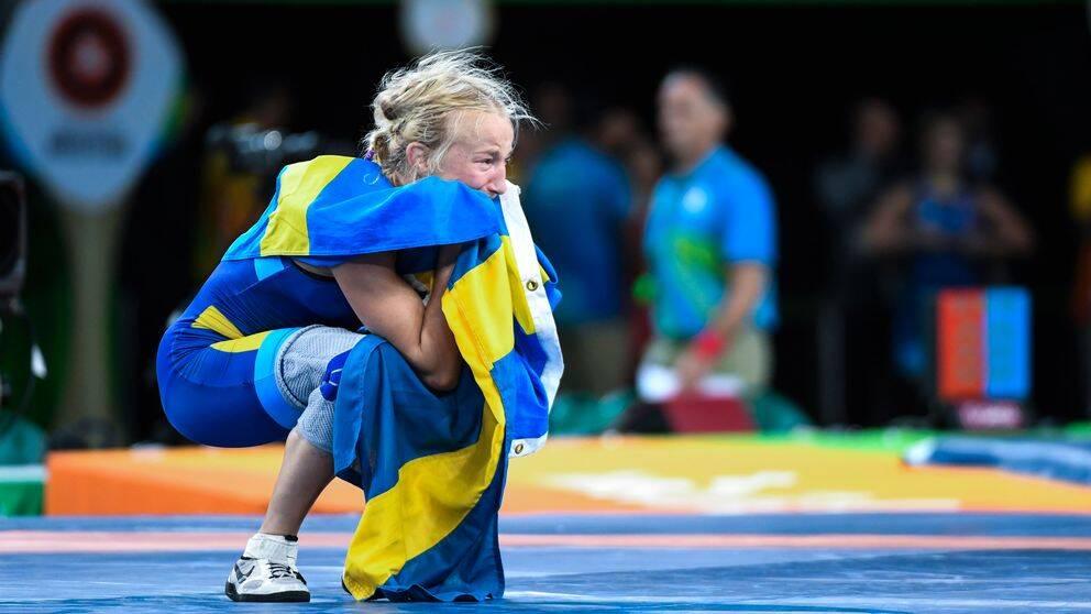 Efter bronset brast det för Mattsson.