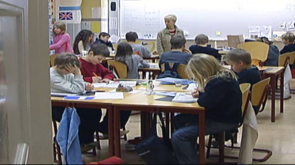 bild från skola i luleå