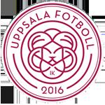 IK Uppsala Fotboll logo
