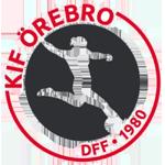 KIF Örebro DFF logo