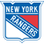 New York Rangers logotyp